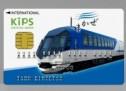 期間限定「しまかぜ」をデザインしたKIPSクレジットカードを発行