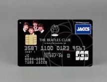 ジャックスとザ・ビートルズクラブがクレジット機能付ファンクラブ会員証を発行