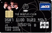 The Beatles Club Membership Card