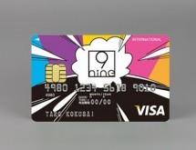 三井住友カード、パフォーマンスガールズユニット「9nine」とのコラボレーションカード「9nine VISAカード」の募集を開始
