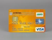 ジャックス、サイモンズとの提携カード「SYMONS JACCS CARD」の募集を開始