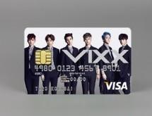 三井住友カード、韓国アイドルグループ「VIXX」とのコラボレーション クレジットカードの募集を開始