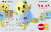 VIASOカード(ふなっしーデザイン)