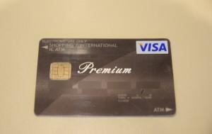 ○プレミアム IC キャッシュカード