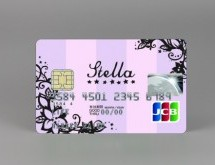 ライフカード、健康情報サービス「ルナルナ」と共同開発した社会貢献型カード「ライフカードStella(ステラ)」の募集を開始