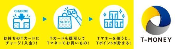 CCC、電子マネーサービス「Tマネー(T-MONEY)」を2014年11月25日に開始