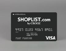 オリコ、SHOPLIST.comの利用で3%のポイントが貯まる「SHOPLIST.com CARD」の発行を開始