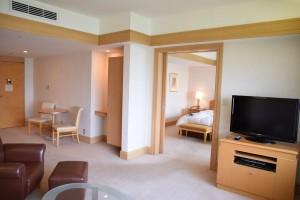 ホテルオークラ東京のコンフォートスイート