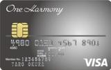 One Harmony VISA クラシックカード