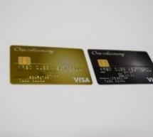 One Harmony VISAの発行が開始 早速ゴールドカードを年会費4,000円になるように申し込み