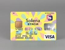 イズミヤグループ、阪急阪神グループのサービスを搭載した「ソレーナSTACIAカード」を発行