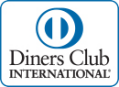 現在のDiners Club INTERNATIONALのロゴ