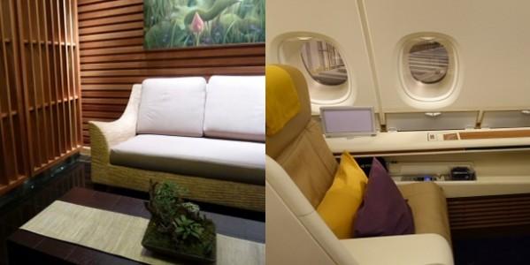 特典航空券で憧れのファーストクラス、狙い目はタイ国際航空!