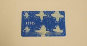 アクタス、ポイントを1ポイント単位で利用できるサービスを開始