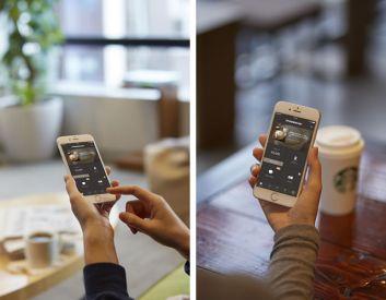 スターバックス ジャパン、会計時にバーコードをスキャンして決済できるアプリの提供を開始