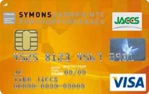 SYMONS JACCS CARD(サイモンズ ジャックス カード)