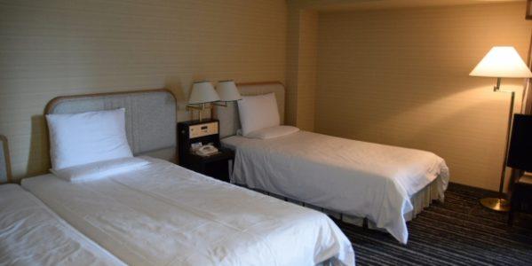 一休.comのダイヤモンド会員特典があるホテルニューオータニ大阪を利用してみた