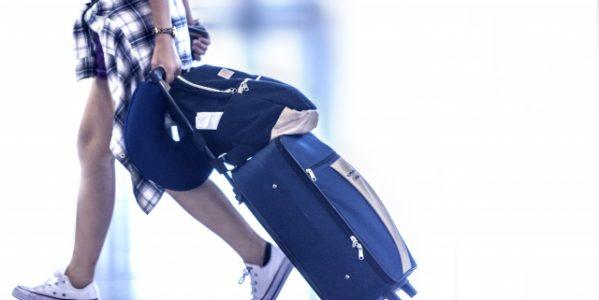 国際線手荷物無料宅配サービスを使ってみた 空港まで最小限の荷物で行けるため、子連れには最高の特典