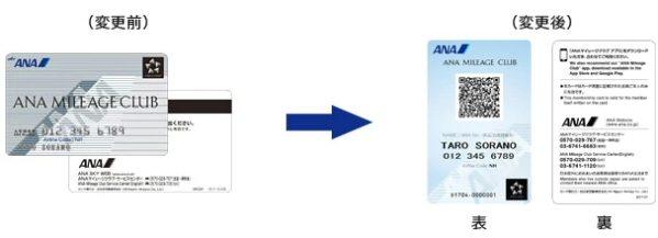 ANA、ANAマイレージクラブEdyカードの発行を終了 新デザインカードの発行を開始