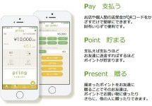 みずほ銀行、ウォレットアプリ「pring(プリン)」を用いた実証実験を開始