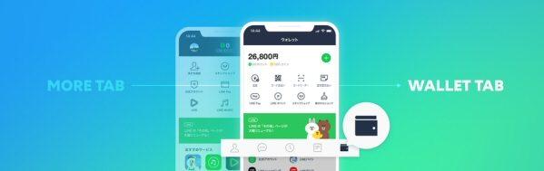 【UPDATE 2】LINE、LINEアプリ内に「LINEウォレット」を新設 LINE Payへのアクセスがしやすく