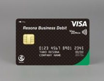 りそな銀行・埼玉りそな銀行・近畿大阪銀行、法人および個人事業主向けの「りそなビジネスデビットカード」を発行開始