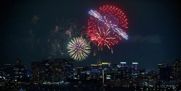 アメリカン・エキスプレス、東京湾大華火祭でのグランドニッコー東京 29階フロアを貸し切りイベントを実施