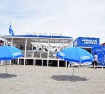 逗子海岸にオープンしたアメリカン・エキスプレスの海の家「AMEX BLUE HOUSE」に行ってきた!