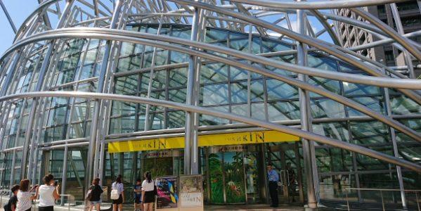大阪の国立国際美術館をラグジュアリーカードのゴールドカードで無料鑑賞!