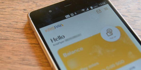 シンガポール航空、デジタルウォレット「KrisPay」を開始 マイルで買い物が可能に