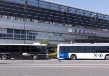 京都市内で運行する定額運賃バス路線「京都らくなんエクスプレス R'EX(レックス)」 「京大病院循環路線バス hoop(フープ)」でWAON決済が可能に