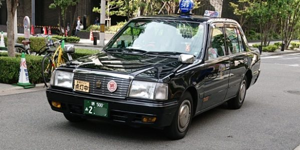 大阪でタクシー配車サービスの「DiDi」を使ってみた 初回割引キャンペーンも