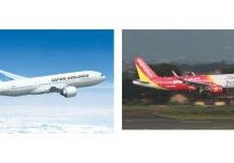 JAL、ベトジェットエアとコードシェアを開始 マイル提携も検討