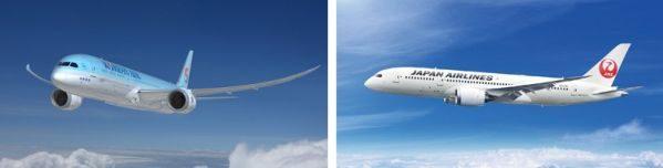 JALと大韓航空、マイレージプログラム提携を拡大 マイル積算も可能に