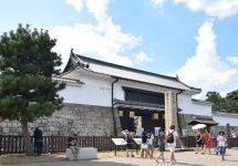 京都の二条城で入場料などのクレジットカードや電子マネー決済が可能に