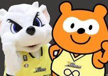 B.LEAGUE サンロッカーズ渋谷のホームゲームで「ポンタDAY」を開催