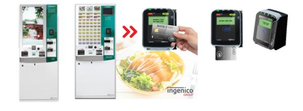 GMOフィナンシャルゲート、券売機でのICカード決済に対応 Visaのタッチ決済やMastercardコンタクトレスにも対応