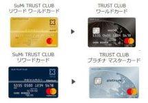 三井住友トラストクラブ、ICカードの発行を開始 クレジットカード名称も変更