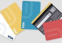 バンドルカード、リアルカードの表面からカード番号などを除いたシンプルカードを発行