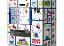 IoT自販機「スマートマート」がWeChat PayとAlipayに対応 サンリオキャラクターグッズの販売を開始