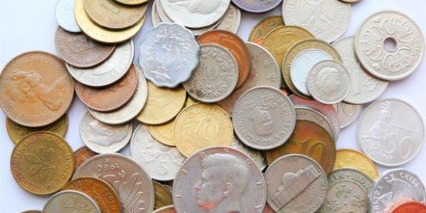数年間家に眠っていた複数国の硬貨が一気にWAONに変身! ポケットチェンジ体験記