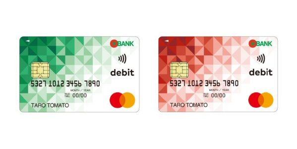 オリコ、トマト銀行と「トマトMastercardデビット」を発行 Mastercardコンタクトレスも搭載