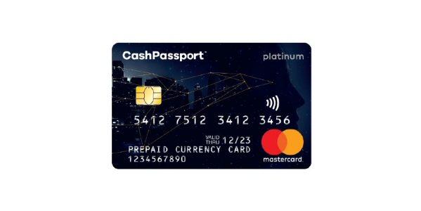 クレディセゾン、トラベルプリペイドカード「キャッシュパスポートプラチナ」の発行を開始