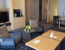 ラグジュアリーカードで開始したザ・キャピトルホテル東急での4ランクアップグレード「ガーデン スイート」に宿泊してみた!