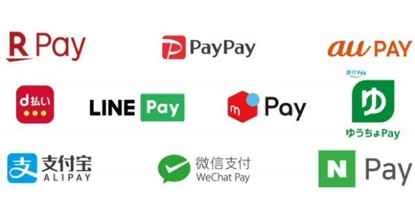 東海キヨスク、楽天ペイ(アプリ決済)やd払い・PayPayなどのコード決済を開始