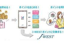 JR西日本、グループのショッピングセンターで利用できる共通ポイント&おまとめアプリ「WESPO(ウエスポ)」を開始