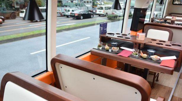 Visaプラチナ レストランバスを利用してみた!? 電話予約は要注意