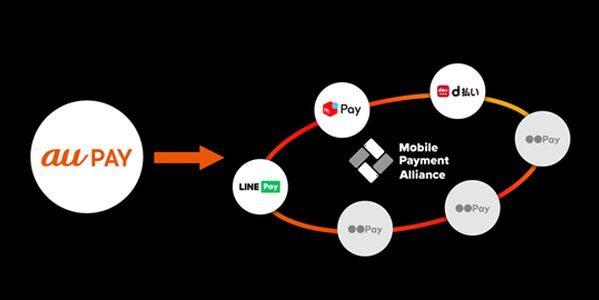 メルペイ、LINE Pay、ドコモによる加盟店アライアンス「Mobile Payment Alliance(MoPA)」にKDDIが参画
