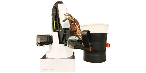 完全キャッシュレスな未来型カフェサービス「Robot Standa Cafe」が登場