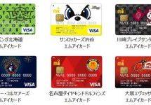 エムアイカード、「Bリーグ」加盟の6チームとコラボクレジットカードを発行